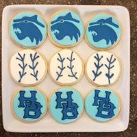 Harber High School Sugar Cookies