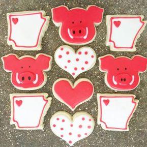 Arkansas Sugar Cookies